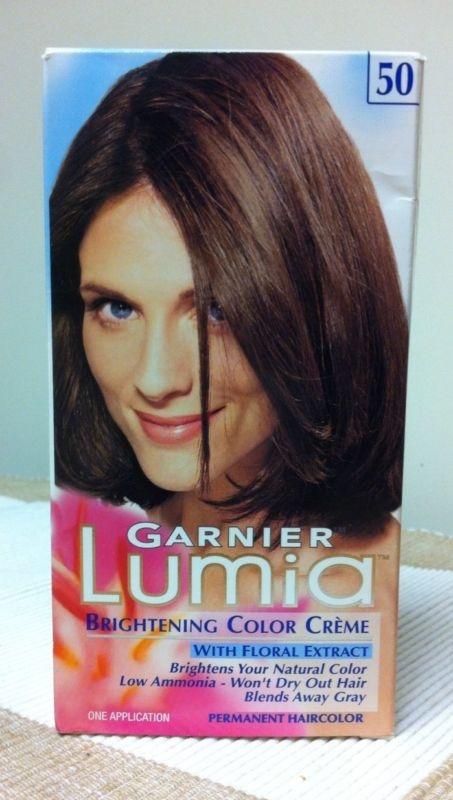 Краска люмия для волос
