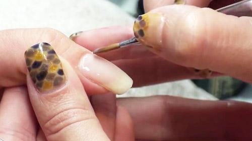 Укрепление ногтей биогелем фото пошаговое