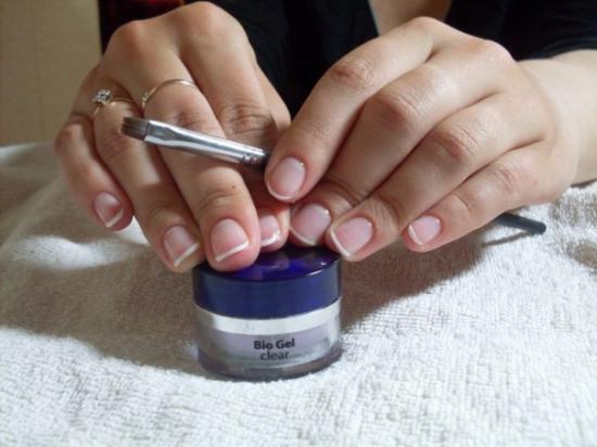 Покрытие ногтей гелем без наращивания пошаговая инструкция