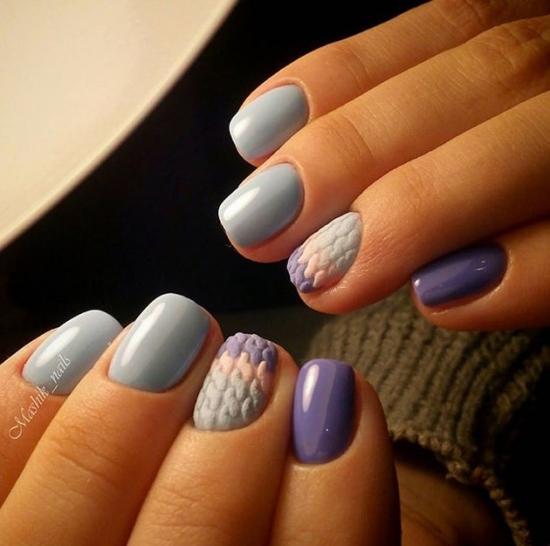 Как сделать ногти в домашних условиях