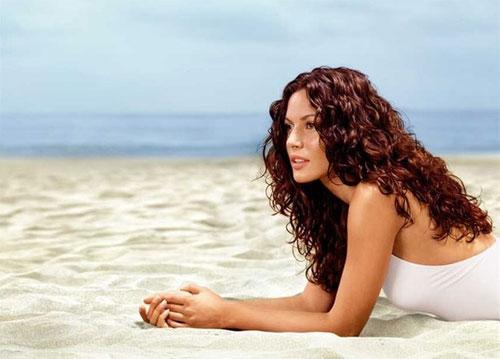 Уход за волосами на море