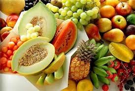 Правильное питание для волос и кожи летом