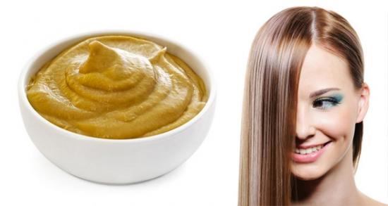 Маски для жирных волос с горчицей