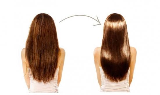 ботокс для волос техника выполнения