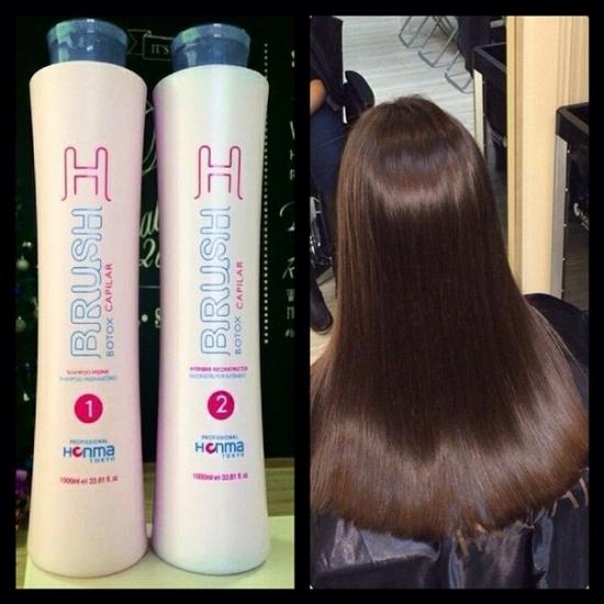 Ботокс для волос honma tokyo состав