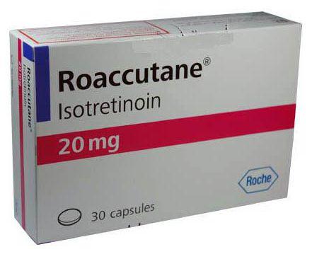 Ретиноиды от прыщей - препараты