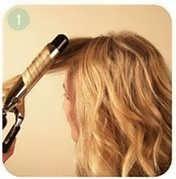 Причёска на тонкие волосы пошагово
