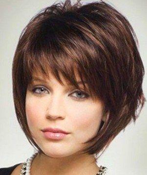 Стрижки для тонких волос боб