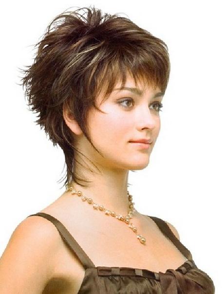 Модные прически для коротких тонких и редких волос