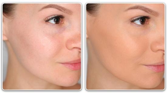 Обзор тональных кремов для жирной кожи