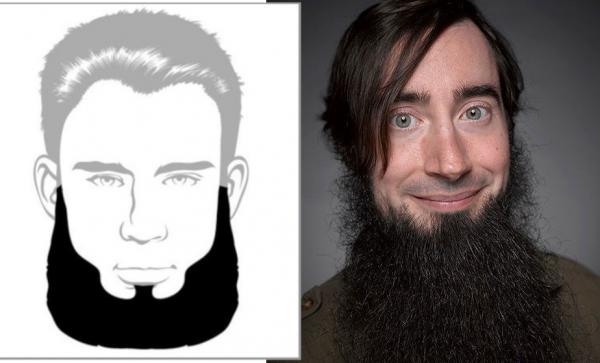 борода старый голландец