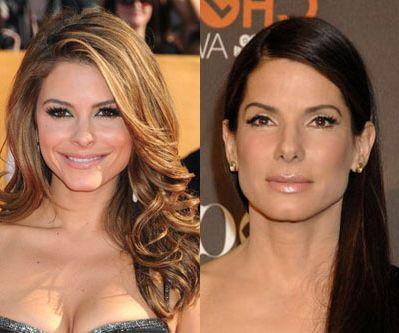 Типы лиц и нанесение макияжа